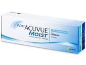 Lentes de Contato Acuvue 1 Day Moist Astigmatismo