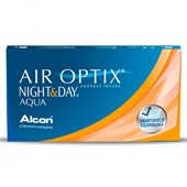 Lentes de Contato Air Optix Night & Day