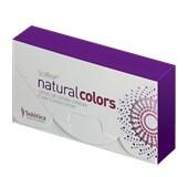 Lentes de Contato Colorida Solflex Natural Colors sem Grau