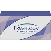 Lentes de Contato Coloridas Freshlook Colorblends com Grau
