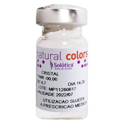 Lentes de Contato Coloridas Natural Colors Anual com Grau