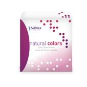 Lentes de Contato Coloridas Natural Colors Anual sem Grau