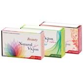 Lentes de Contato Coloridas Natural Vision Mensal com Grau