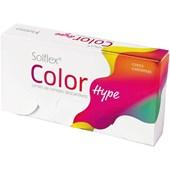 Lentes de Contato Coloridas Solflex Color Hype