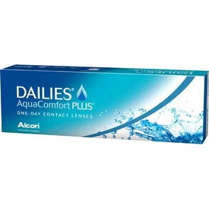 Lentes de Contato Dailies Aqua Comfot Plus