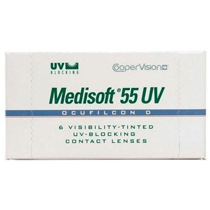 Lentes de Contato Medisoft UV 55