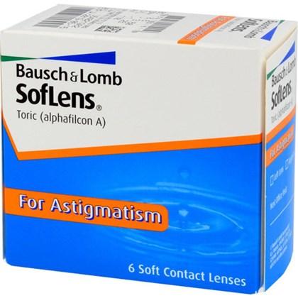 Lentes de Contato Soflens para Astigmatismo
